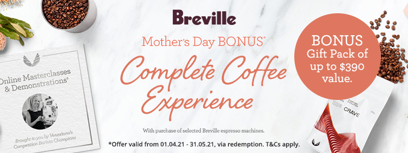 Breville Complete Coffee Experience