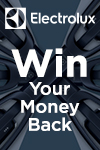 Electrolux Floorcare - Win Your Money Back