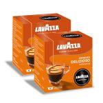 Lavazza Espresso Delizioso 32 Coffee Capsules