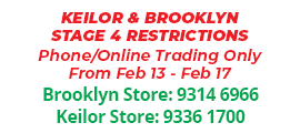 Online Trading Only