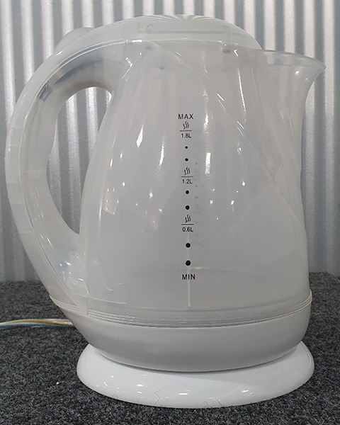 Clear Kettle